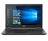 Acer Aspire ES1-521 15.6-Inch Notebook (Black) - (AMD A8-6410 2GHz Quad Core, 8GB RAM, 1TB HDD, AMD Radeon R5, Windows 10, USB3 | HDMI | Bluetooth)