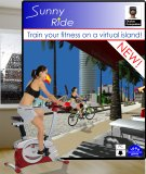 Bike around on a sunny vacation island on any home trainer! [Download]
