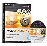 Audio Converter PRO - Professional Audio Conversion Software, Convert MP3, WAV, WMA, AAC, AC3, OGG, DTS, FLAC, M4A and More (PC)