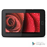 Hipstreet 7-inch Tablet (Red) - (ARM Dual Core 1.5GHz, 1GB RAM, 16GB Internal Memory, Android 4.1)