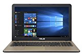 ASUS X540 15.6 inch Notebook (Intel Core i3-4005U 1.70 GHz, 4 GB RAM, 1 TB HDD, Windows 10) - Black