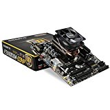 ADMI COMPONENT UPGRADE BUNDLE: AMD A10-7860k APU CPU 4.0GHz Turbo Processor / Gigabyte F2A88XM-D3HP DDR3 Motherboard Bundle / No RAM - Incredible value desktop PC upgrade solution ideal for multimedia and gaming PC's and general purpose desktop computers.