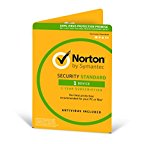Norton Security Standard 3.0 - 1 User, 1 Device, 12 Months License Card (PC/Mac)