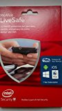 McAfee LiveSafe Ultimate Protection For All Devices 1 Year Subscription