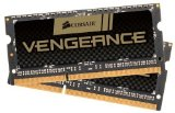 Corsair CMSX16GX3M2A1600C10 Vengeance 16GB (2x8GB) DDR3 1600 Mhz CL10 Enthusiast Notebook Memory Kit