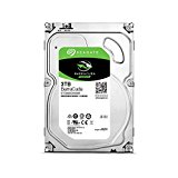 SEAGATE Desktop HD BarraCuda 3 TB 3.5-Inch SATA 3 Internal Hard Drive - Silver