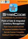 StarCode Express Plus Point of Sale and Inventory Manager Free Version 25.4 [Download]