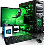 VIBOX Momentum Package 19 Gaming PC - 4.0GHz AMD FX 4-Core CPU, GTX 1060 GPU, VR Ready, Desktop Computer with Game Bundle, 22