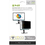 EPHY Privacy Filter / Anti-Glare / Screen Protector for Laptop TFT Monitor Desktop PC LCD LED Screen - Compatible with Apple iMac Macbook DELL SAMSUNG ACER V7 3M IBM LENOVO HP COMPAQ AOC ACER ASUS SHARP LG NEC (24