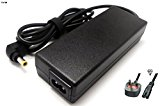 Universal PSU Mains Adapter Charger including mains lead (AC power cord): for 18,5v, 19v, 19,5v, 20v, 45W, 60W, 65W, 90W DELL laptop / netbook / notebook / tablet [Alienware, AUTO AIR, INSPIRON, LAN, Latitude, Mini, PRECISION, Studio, Studio XPS, Ultrabook XPS, Vostro, XPS] UKDELL4