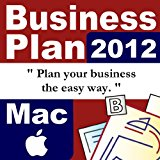 Business Plan Software For Mac OSX and Windows - Electronic Download Version - Link Sent Via Email