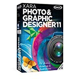 Xara Photo & Graphic Designer 11 - Image editing and graphic design with lots of extra features