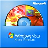 Microsoft Windows Vista Home Premium OEM/OEI DSP - 64-bit Edition SP1 (PC DVD)
