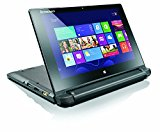 Lenovo FLEX 10 10.1-Inch Multimode Touchscreen Notebook (Intel Celeron N2840 2.16 GHz, 4 GB RAM, 320 GB HDD, WLAN, Windows 8.1)
