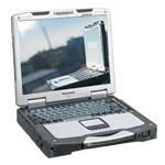 Refurbished Fully Ruggardised MEGA High specification Panasonic Toughbook CF-31 Laptop. High performance Intel i5 DUAL CORE 2.4GHz processor, Massive 8GB RAM, DVD multidrive, WIFI, 13.1