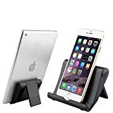 TRIXES Universal Adjustable Stand Dock for iPhones iPads Android Windows Smartphones Tablets