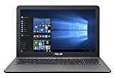 ASUS X540SA 15.6 inch Notebook (Intel Quad-Core Pentium N3700 1.6 GHz Processor, 4 GB RAM, 1 TB HDD, Windows 10) - Silver
