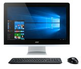 Acer Aspire Z3-715 23.8-Inch Full HD All-in-One PC (Black) - (Intel Core i5-6400, 8 GB RAM, 2 TB HDD, NVIDIA GeForce 940M Dedicated Graphics Card, Windows 10)