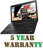New Lenovo Quad Core, (IBM Designed) Thinkpad Edge, Windows 7 Pro, 4GB Ram, 500GB HDD, inc 5 Year Warranty. Inc Win 8 & 10 Pro!