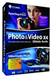 Corel Photo & Video X4 Ultimate Bundle (PC)