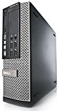Dell OptiPlex 990 SFF Quad Core i5-2400 16GB 1TB Windows 10 Professional Desktop PC Computer