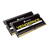 Corsair CMSX32GX4M2A2666C18 Vengeance 32 GB (2 x 16 GB) DDR4 2666 MHz 260 Pin SODIMM Laptop Memory Kit - Black