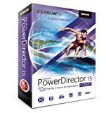 CyberLink PowerDirector 15 Ultimate - Creative Movie Making (PC)