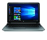 HP Pavilion 15ab127na 15.6-Inch HD Brightview Flat Laptop (Natural Silver) - (AMD Quad A8-7410, 8 GB RAM, 2 TB HDD, AMD Radeon R5 Graphics, Winodws 10)
