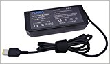 YUNDA 20V 4.5A 90W AC Adapter Battery Charger Power Supply for Lenovo ThinkPad X1 (45N0237) ThinkPad PA-1900-72 ADLX90NCC3A with UK plug
