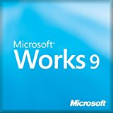 Microsoft OEM Works 9.0, English Reporting, DSP OEI CD (PC)