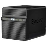 Synology DS416j 4 Bay Desktop Network Attached Storage Enclosure