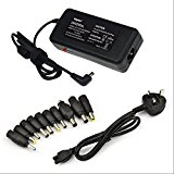 Sunydeal Universal AC to DC 15V 24V Adapter Laptop Power Charger Supply 90W for Notebook for Toshiba Sony Acer AMS Tech HP Pavilion Compaq Fujitsu Gateway IBM Lenovo NEC PC Versa Panasonic